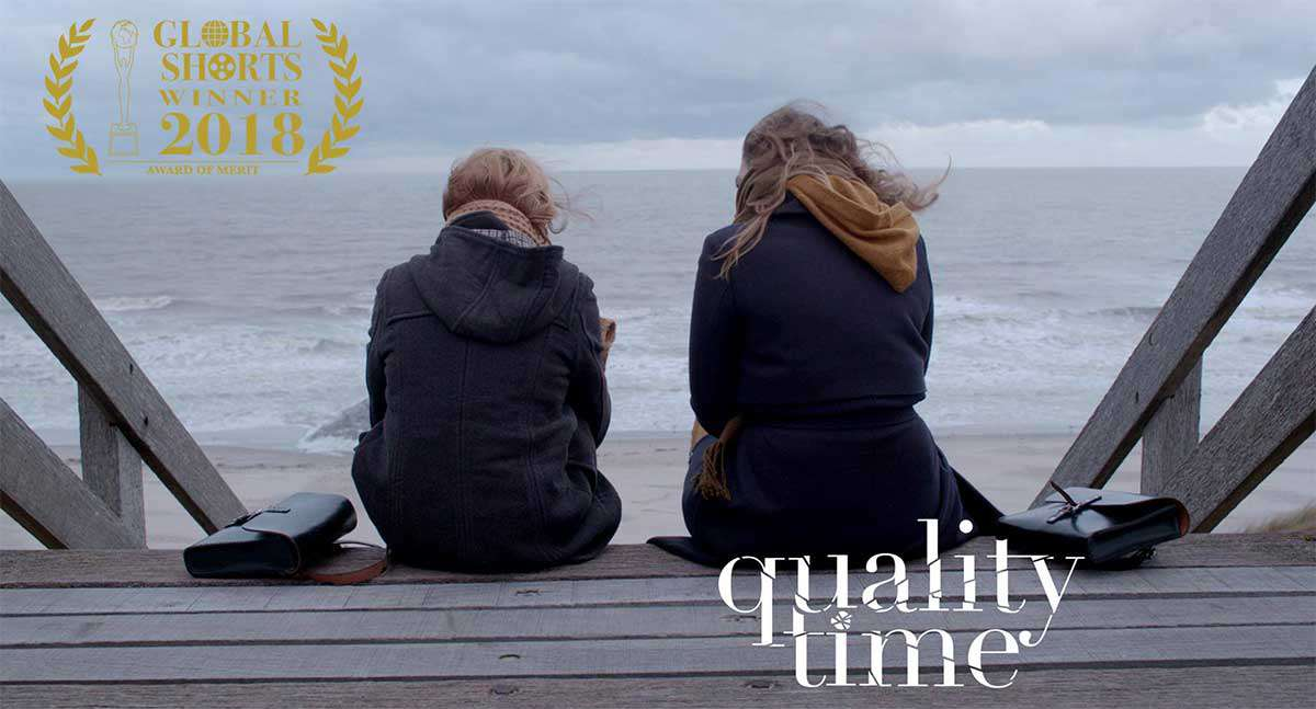 Afbeelding van Quality time wins prize of Merit