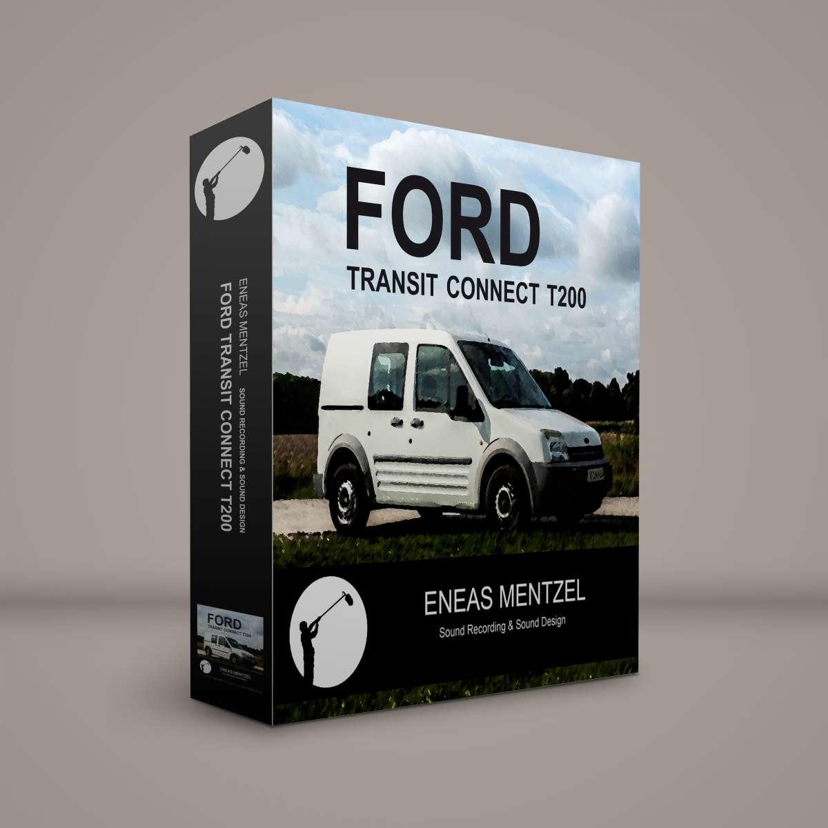 Afbeelding van FORD TRANSIT CONNECT T200 © Annemie Van Roey