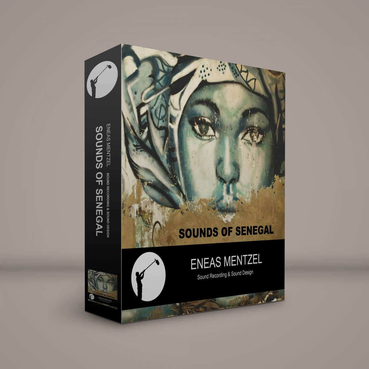 Afbeelding van SOUNDS OF SENEGAL © Annemie Van Roey